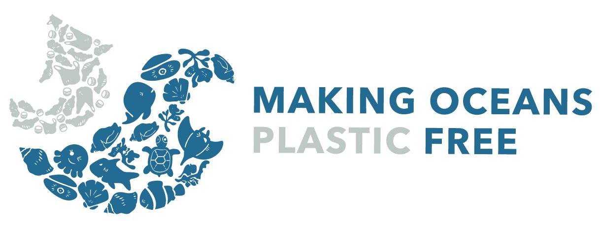 Making Oceans Plastic Free Logo